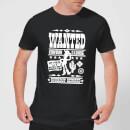 toy-story-wanted-poster-herren-t-shirt-schwarz-3xl-schwarz