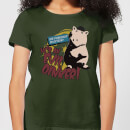 toy-story-evil-oinker-damen-t-shirt-forest-green-xl-forest-green