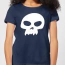 toy-story-sid-s-skull-women-s-t-shirt-navy-s-marineblau
