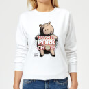 toy-story-kung-fu-pork-chop-women-s-sweatshirt-white-s-wei-