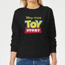 toy-story-logo-damen-pullover-schwarz-5xl-schwarz