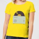 florent-bodart-high-fidelity-women-s-t-shirt-yellow-m-gelb