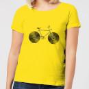 velophone-women-s-t-shirt-yellow-m-gelb