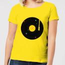 music-everywhere-women-s-t-shirt-yellow-m-gelb