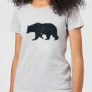 florent-bodart-bear-women-s-t-shirt-grey-l-grau