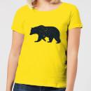 bear-women-s-t-shirt-yellow-m-gelb