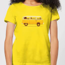florent-bodart-yellow-van-women-s-t-shirt-yellow-s-gelb