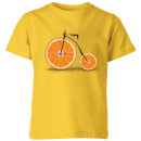 florent-bodart-citrus-kids-t-shirt-yellow-5-6-jahre-gelb