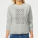 fish-in-geometric-pattern-women-s-sweatshirt-grey-s-grau