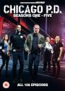 Chicago PD - Seasons 1-5