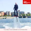 Extended Flyboarding