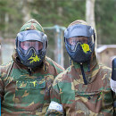 Paintballing For Two Experience