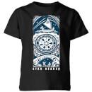 vaiana-moana-star-reader-kinder-t-shirt-schwarz-9-10-jahre-schwarz