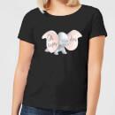dumbo-happy-day-damen-t-shirt-schwarz-xxl-schwarz