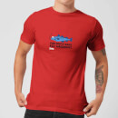 plain-lazy-for-cod-s-sake-men-s-t-shirt-red-xxl-rot