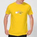 plain-lazy-bananas-not-guns-men-s-t-shirt-yellow-xxl-gelb