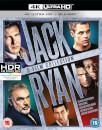 Jack Ryan Boxset (5 Films) - 4K Ultra HD