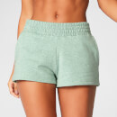 Revive Sweat Shorts - SeafoamMarl - S Azul S