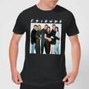 friends-group-shot-herren-t-shirt-schwarz-5xl-schwarz