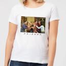 friends-cast-shot-damen-t-shirt-wei-5xl-wei-