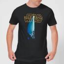 star-wars-lightsaber-men-s-t-shirt-black-s-schwarz