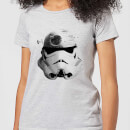 star-wars-classic-command-stromtrooper-death-star-damen-t-shirt-grau-xxl-grau