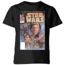 star-wars-classic-comic-book-cover-kids-t-shirt-black-9-10-jahre-schwarz