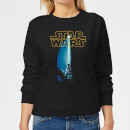 star-wars-lightsaber-women-s-sweatshirt-black-s-schwarz