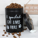 a-spoiled-cat-lives-here-treat-tin
