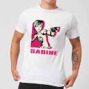 star-wars-rebels-sabine-men-s-t-shirt-white-l-wei-, 17.49 EUR @ sowaswillichauch-de
