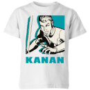 star-wars-rebels-kanan-kids-t-shirt-white-9-10-jahre-wei-