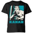 star-wars-rebels-kanan-kinder-t-shirt-schwarz-9-10-jahre-schwarz