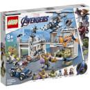 LEGO Super Heroes: Avengers Compound Battle 76131