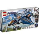 LEGO Super Heroes: Avengers Ultimate Quinjet 76126
