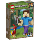 LEGO Minecraft: Minecraft Steve Bigfig with Parrot (21148)
