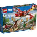 LEGO City Fire: Löschflugzeug der Feuerwehr 60217