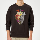 tobias-fonseca-flower-heart-spring-sweatshirt-black-l-schwarz