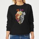 tobias-fonseca-flower-heart-spring-women-s-sweatshirt-black-l-schwarz