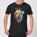 tobias-fonseca-flower-heart-spring-men-s-t-shirt-black-m-schwarz