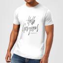 planeta444-hello-gorgeous-men-s-t-shirt-white-l-wei-
