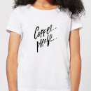 coffee-please-women-s-t-shirt-white-4xl-wei-, 17.99 EUR @ sowaswillichauch-de