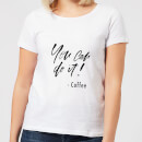 you-can-do-it-women-s-t-shirt-white-xxl-wei-, 17.99 EUR @ sowaswillichauch-de