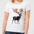 spring-itself-deer-floral-women-s-t-shirt-white-xxl-wei-