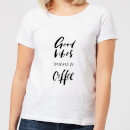 good-vibes-sponsored-by-coffee-women-s-t-shirt-white-m-wei-