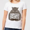 sorry-for-what-i-said-when-i-was-hungry-women-s-t-shirt-white-s-wei-