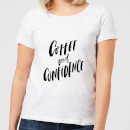 coffee-and-confidence-women-s-t-shirt-white-4xl-wei-