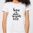 home-is-where-the-pants-aren-t-women-s-t-shirt-white-xxl-wei-, 17.49 EUR @ sowaswillichauch-de