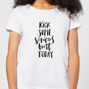 kick-some-serious-butt-today-women-s-t-shirt-white-m-wei-, 17.49 EUR @ sowaswillichauch-de