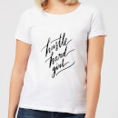 hustle-hard-girl-women-s-t-shirt-white-s-wei-, 17.49 EUR @ sowaswillichauch-de