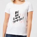 be-the-game-changer-women-s-t-shirt-white-xxl-wei-, 17.49 EUR @ sowaswillichauch-de
